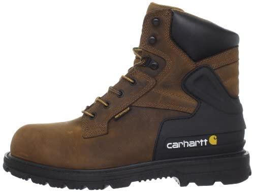 Carhartt Men's CMW6220 6 Steel Toe Work Boot | Industrial & Construction Boots
