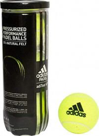 adidas Paddle Tennis Balls Pack Padle Ball ADITOUR XP Professional Pack Paddle Ball Bolas de Padel : Sports & Outdoors