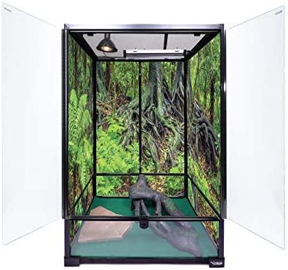 Carolina Custom Cages Terrarium, Extra-Tall Medium 24Lx18Dx36H; Easy Assembly : Pet Supplies