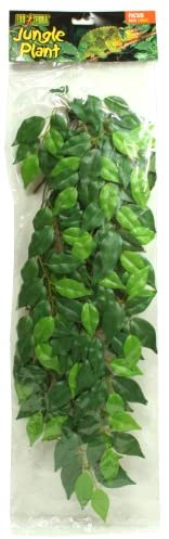 Exo Terra Silk Terrarium Plant, Large, Ficus : Pet Habitat Decor Plants : Pet Supplies
