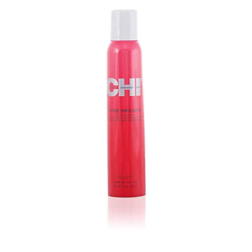 CHI Shine Infusion Hair shine spray, 5.3 Oz : Beauty