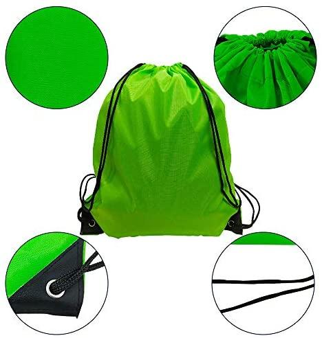 Drawstring Backpack 48 Pack String Drawsting Backpack Cinch Bags Bulk 4 Color | Drawstring Bags