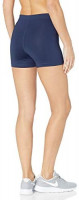 "Nike Womens Pro 3"" Shorts 897820-419 College Navy/White XL : Clothing"