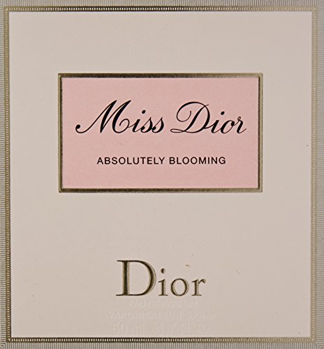 Christian Dior Miss Dior Absolutely Blooming Women's Eau de Parfum Spray, 1.7 Ounce : Beauty