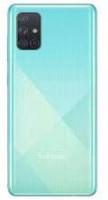 "Samsung Galaxy A71 SM-A715F/DS 4G LTE 128GB + 8GB Ram 6.7"" 4G LTE - Prism Crush Blue: Electronics"