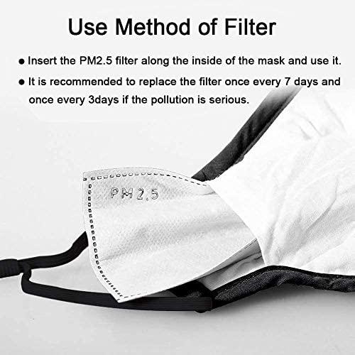Activated Carbon Filter Replaceable Anti Haze Filter Paper(50PCS )