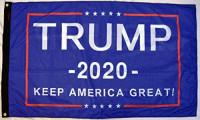 Forever Wave 3x5' Donald Trump 2020 Flag : Garden & Outdoor