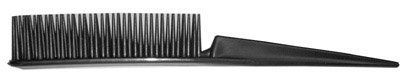 Back Comber Brush/Black / 3 - Pack : Hair Combs : Beauty