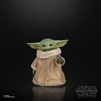 Star Wars The Black Series The Child Toy 1.1-Inch The Mandalorian Collectible Action Figure, Toys for Kids Ages 4 and Up: Toys & Games