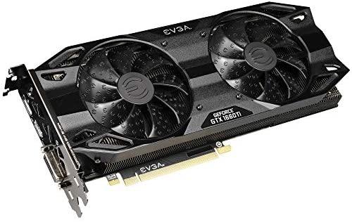 EVGA 06G-P4-1667-KR GeForce GTX 1660 Ti SC Ultra Gaming, 6GB GDDR6, Dual Fan: Computers & Accessories