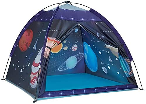 Ai-Uchoice Kids Tent Indoor Toddler Play Tent Children Playhouse for Boys and Girls Outdoor Playing: Toys & Games
