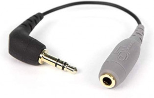 Rode SC1 TRRS Extension Cable For SmartLav+ Microphone, 20 Feet: Musical Instruments