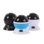 Rotating Romantic Colorful Atmosphere Light Christmas Timed Starry Sky Light Projection Lamp Led Ball