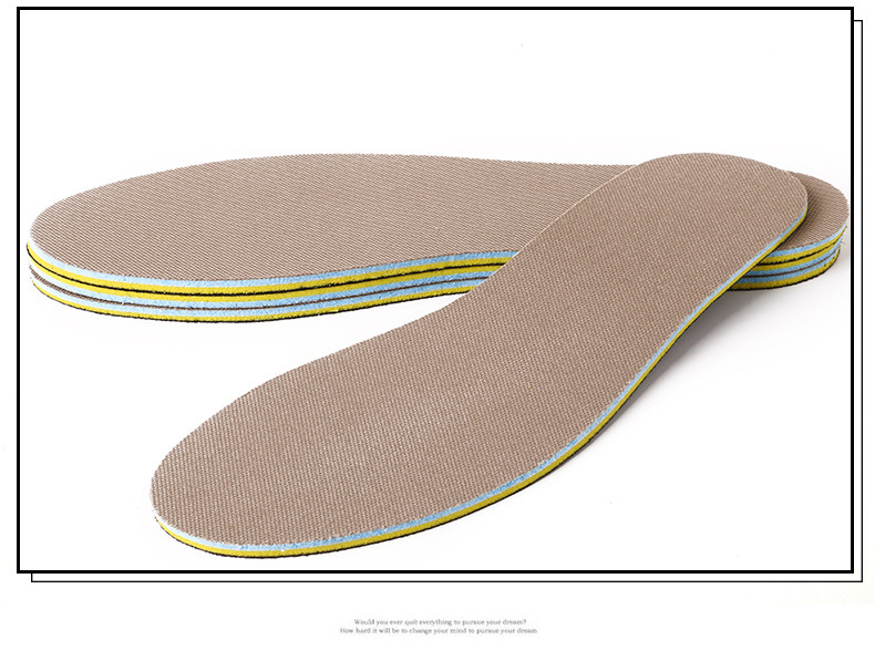 Orthotics Feet Insoles Arch Supports Relieve Flat