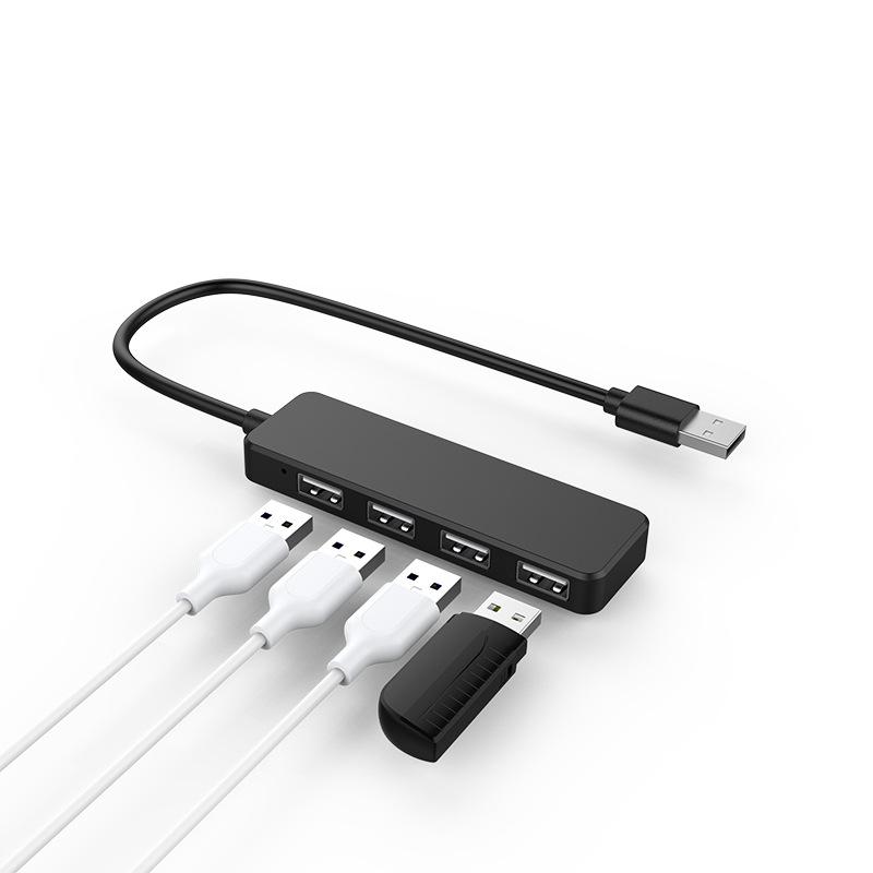 4-Port USB 2.0 Hub