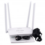Wifi Router 300Mbps Four Antenna 4 Port