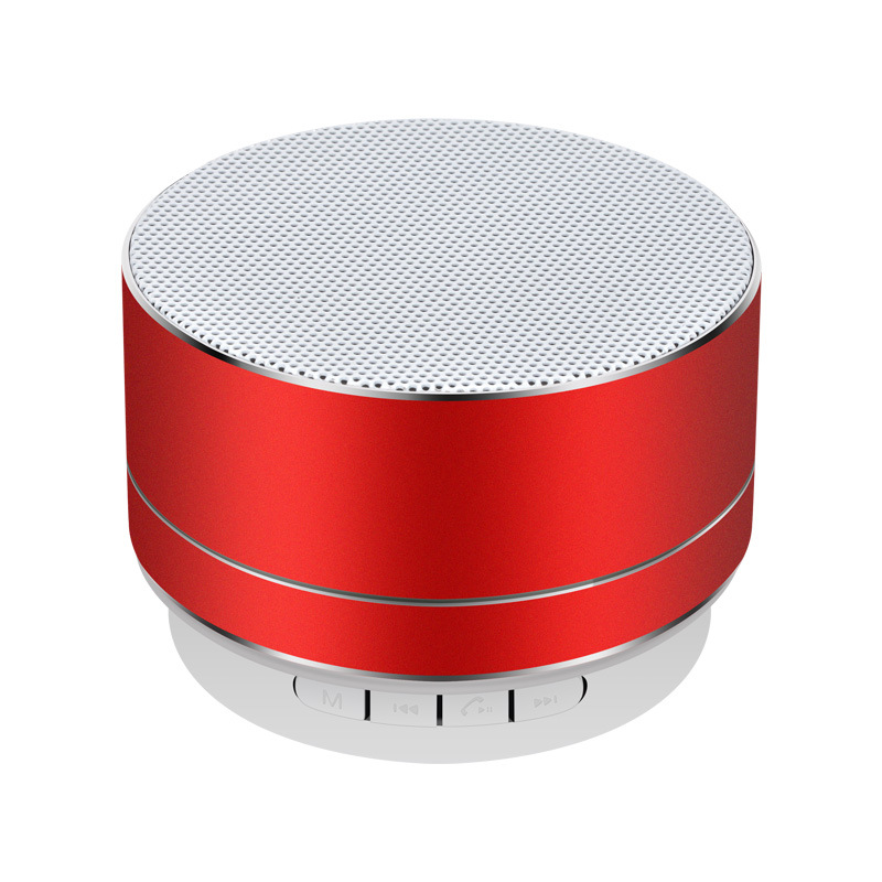 Smart Metal Bluetooth Audio  Speaker
