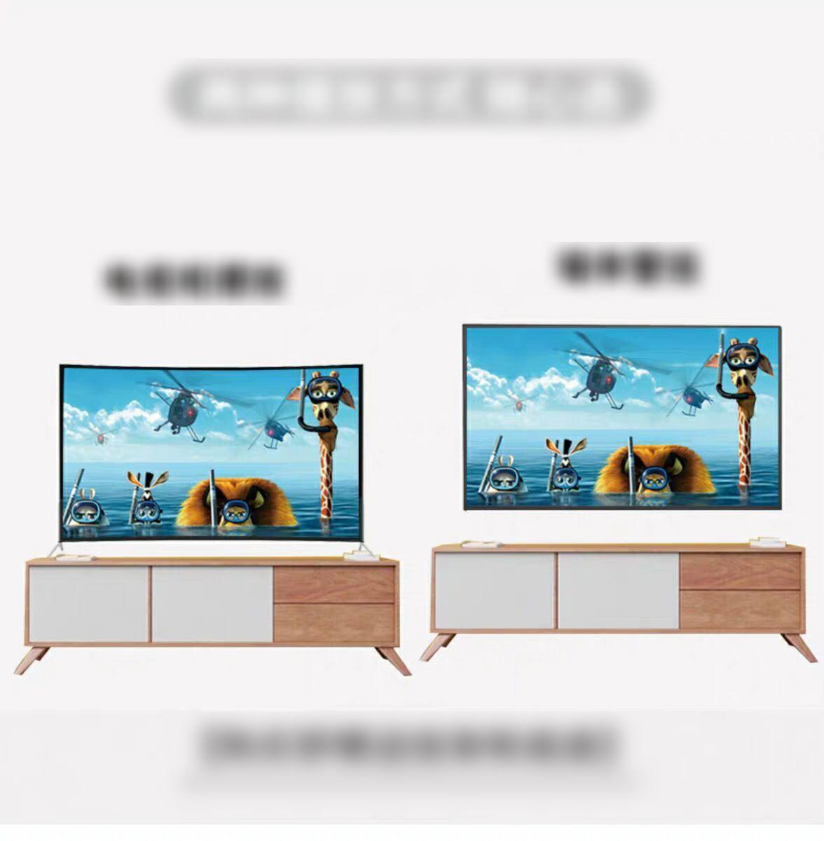 LCD TV HD Intelligent Network WiFi Home TV