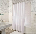 Waterproof Mildew Polyester Shower Bathroom