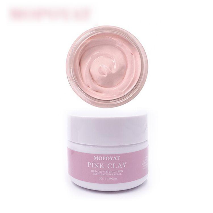 Pink Mud Mask Rejuvenation
