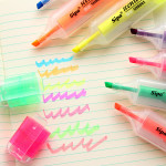 Creative Candy Color Highlight Marker