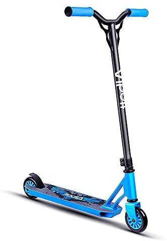Albott Pro Scooters - Sports Stunt Scooter Freestyle Entry Level Trick Scooters with 6061 Aluminum Deck Trick Scooter for 8 Years and Up,Teens,Adults: Sports & Outdoors