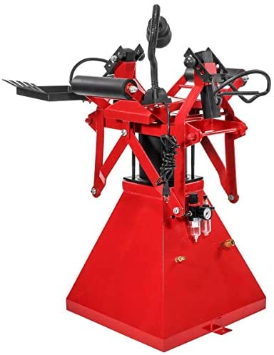 XtremepowerUS Air Operated Tire Changer Spreader Tire Repair Machine Wheel Patching Plug Tool: Automotive