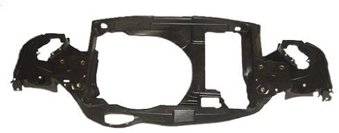 OE Replacement Mini Cooper Radiator Support (Partslink Number MC1225102): Automotive