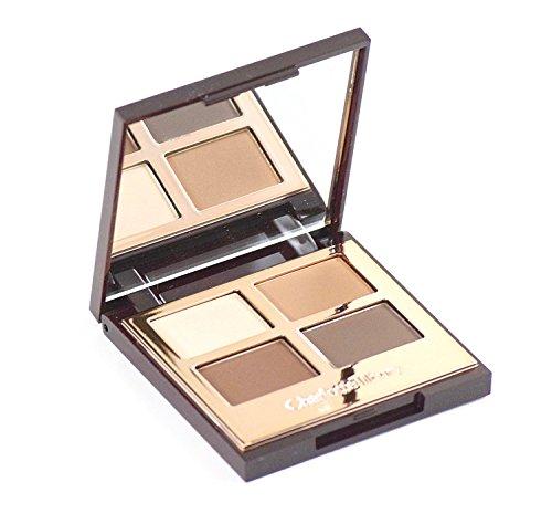 Charlotte Tilbury Luxury Eye Shadow Palette Quad - The Sophisticate - Full Size: Beauty