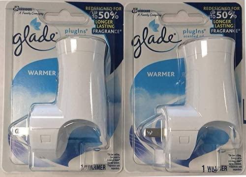 Glade PlugIns Scented Oil Warmer Holder (2 Pack): Home & Kitchen
