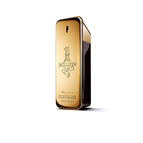 Paco Rabanne 1 Million By Paco Rabanne For Men Edt Spray 3.4 Fl Oz : Eau De Parfums : Beauty