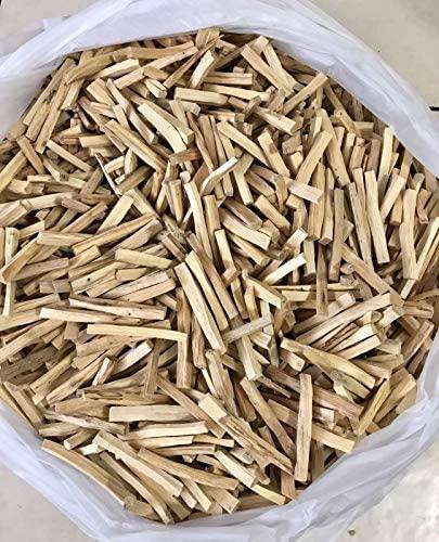 Palo Santo Ecuadorian Holy Wood Sticks - 100 Sticks(4+inches Long): Home & Kitchen