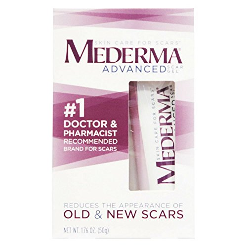 Mederma Advanced Scar Gel 50 g (Pack of 3) : Scar Reducing Treatments : Beauty