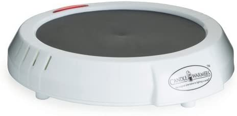 Original Candle Warmer-White: Home & Kitchen