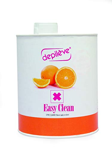 Depileve Easy Clean Citric Wax Cleaner for Warmers and Equipment, 35 Ounce: Beauty