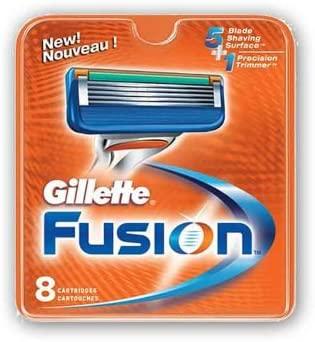 Gillette Fusion 8 Razor: Health & Personal Care