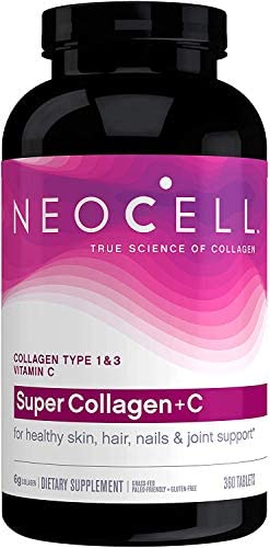 NeoCell Super Collagen Type I & III + Vitamin C - 360 Tablets: Health & Personal Care