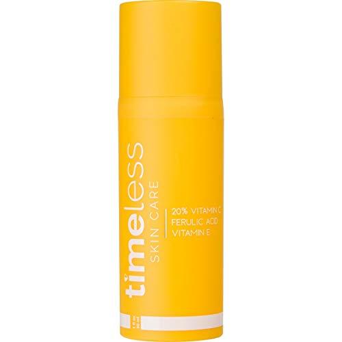Timeless Skin Care 20% Vitamin C Plus E Ferulic Acid Serum, 1 oz by Timeless Skin Care: Beauty