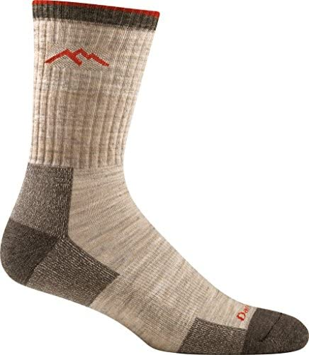 Darn Tough Men's Merino Wool Micro Crew Cushion Sock (Style 1466) - 6 Pack Special Offer: Clothing