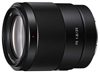 FE 35mm F1.8 Large Aperture Prime Lens (SEL35F18F) : Camera & Photo