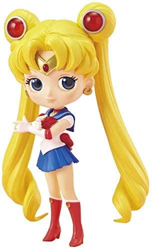 Banpresto 35912 Pretty Guardian Sailor Moon Q Posket Figure, Multicolor: Toys & Games