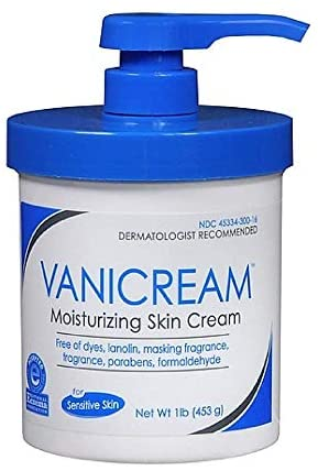 VANICREAM Moisturizing Skin Cream, 16 Oz (Pack of 1): Health & Personal Care