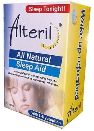 Alteril Sleep Aid, 120-Count Box: Health & Personal Care