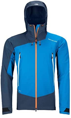 Ortovox Westalpen Softshell Jacket - Men's: Sports & Outdoors