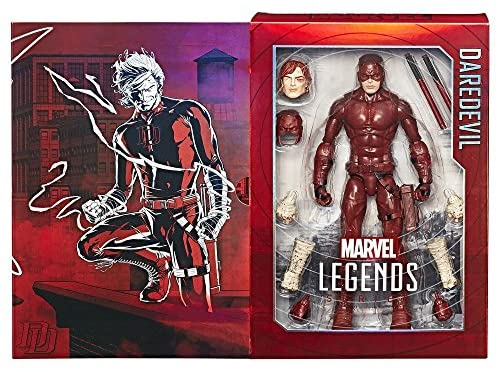 Marvel Legends SDCC 2017 Exclusive 12 inch Daredevil Action Figure: Toys & Games