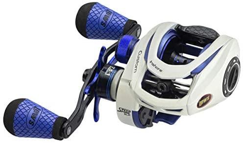 LEW'S FISHING Custom Inshore Speed Spool SLP Series, Baitcasting Reel, Fishing Reel, Fishing Gear and Equipment, Fishing Accessories (CI1SH) : Sports & Outdoors