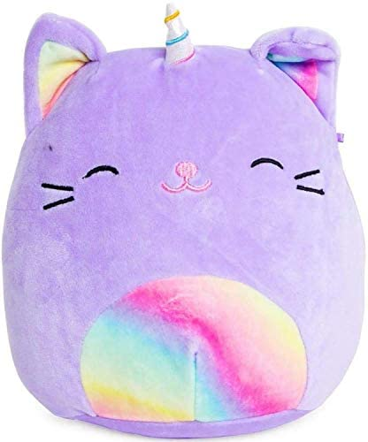 Kelly Toy Squishmallow 24 Inch Pillow Plush | Cienna The Purple Caticorn: Toys & Games