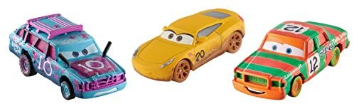 Disney Pixar Cars Die-cast 3-Pack: Toys & Games