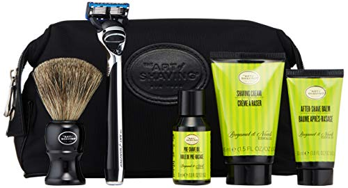 The Art Of Shaving Travel Kit, Bergamot & Neroli: Premium Beauty