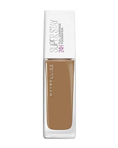 Maybelline Foundation, Superstay 24H Longlasting Foundation 46 Warm Honey : Beauty
